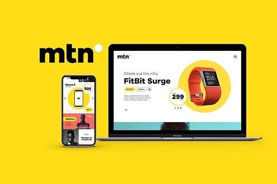 MTN Rebrand