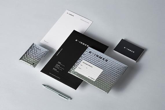 RAINMKR Brand Identity