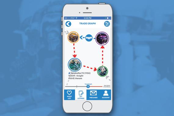 Vyndica Trading App - Mobile