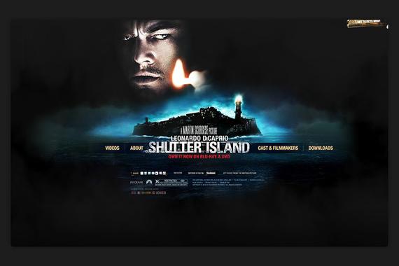 Shutter Island Official Website