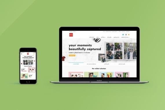 HEMA   eCommerce Photo Site