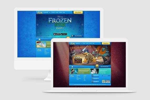 Disney Interactive   Virtual World for Kids