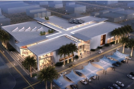 Financial Bid for a $25 Million Community Center in the UAE
