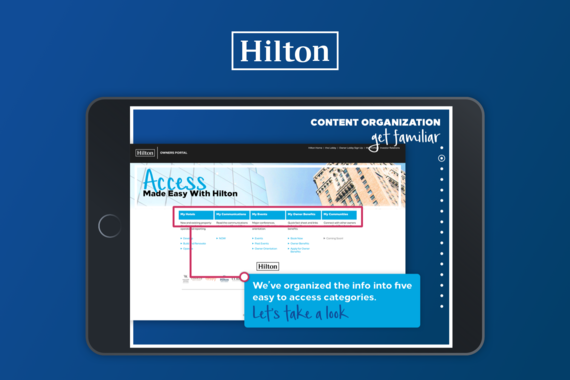 Survey for Hilton Property Owners