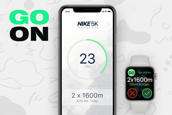 Reach Your Long-Term Goals | iOS App