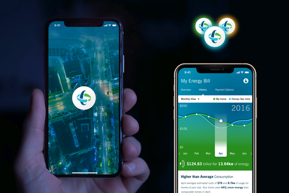 Mobile App for Energy Customers