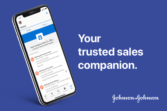 J&J Trusted Sales Companion App