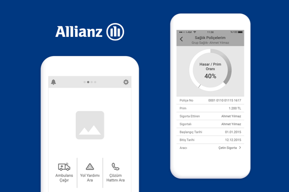 Allianz Insurance | Customer App