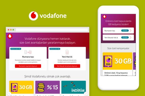 Vodafone | Digital Acquisition Journey Redesign