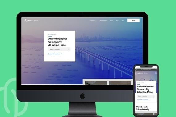OnePiece Work Website