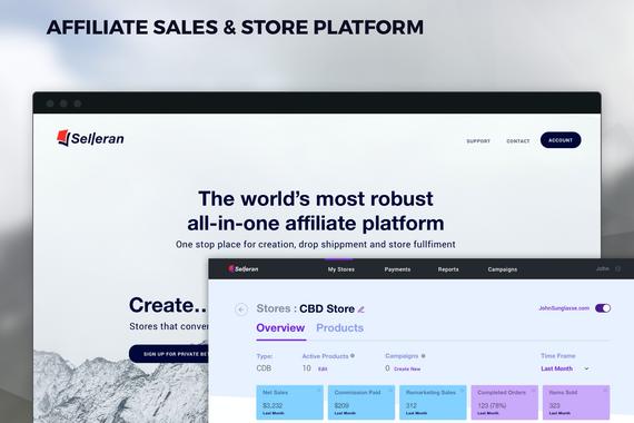 Affiliate Sales Platform