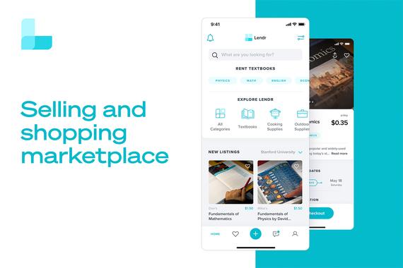 Lendr | Mobile App