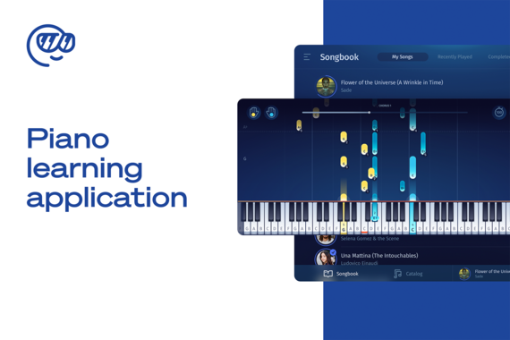 OnlinePianist | Mobile App
