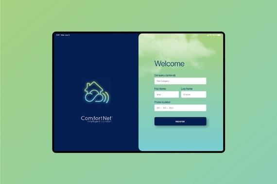ComfortNet Contractor App