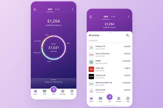 Walit Banking App