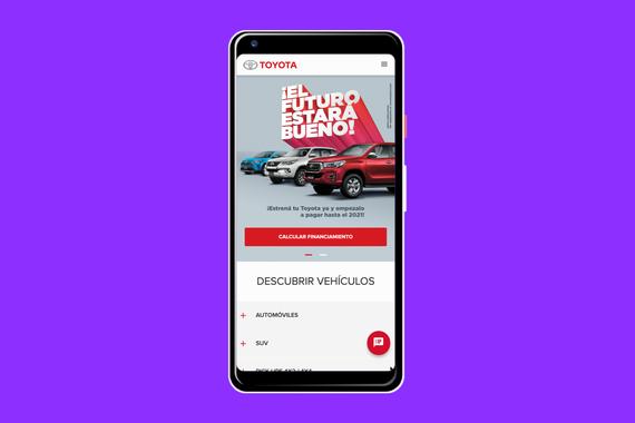 Toyota Costa Rica Website