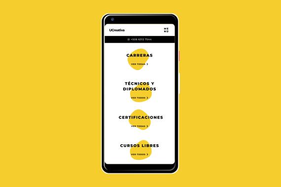 UCreativa Website