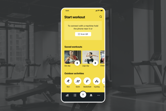 MyWellness: Redesigning the Fitness App