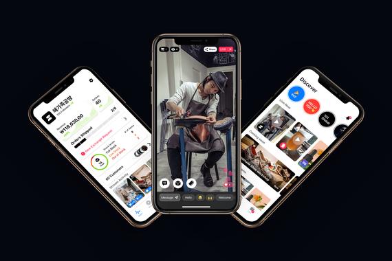 eCommerce Streaming Platform