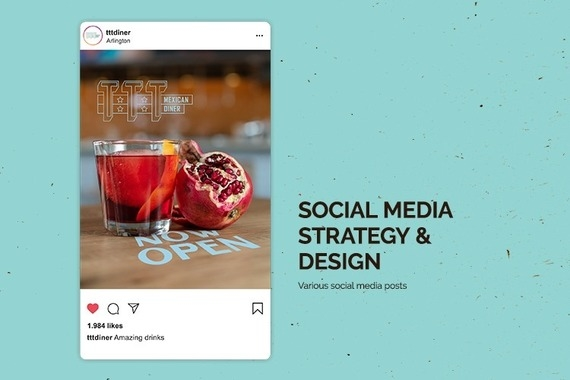 Social Media Strategy and Design