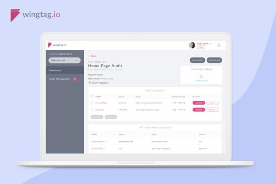 Wingtag Automated Data Analysis Tool