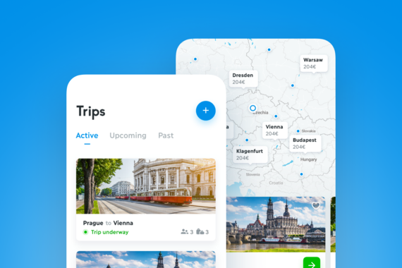 Daytrip Mobile App