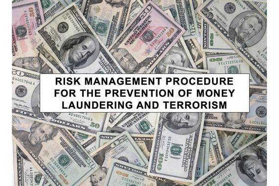 Policies and Procedures to Manage Money Laundering Risk