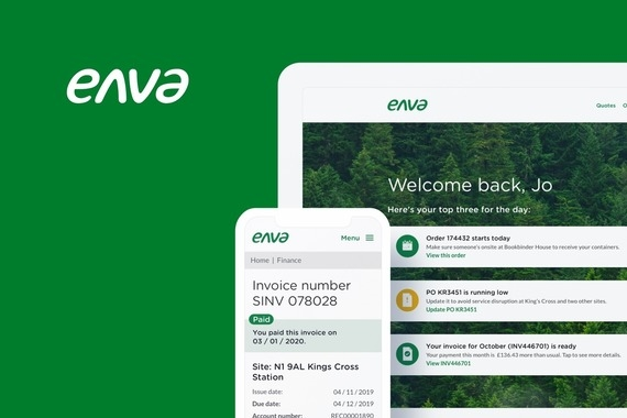 Enva | Sustainability and Environmental Services