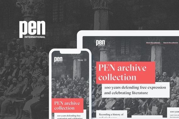 PEN International | Online Centenary Archive
