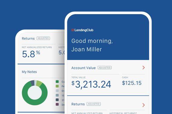 Lending Club Investor's App
