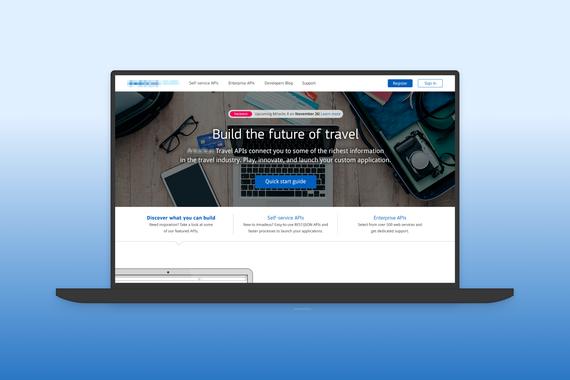 Responsive Web APIs Platform for Developers