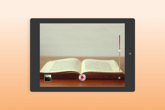 Entertainment iPad Application