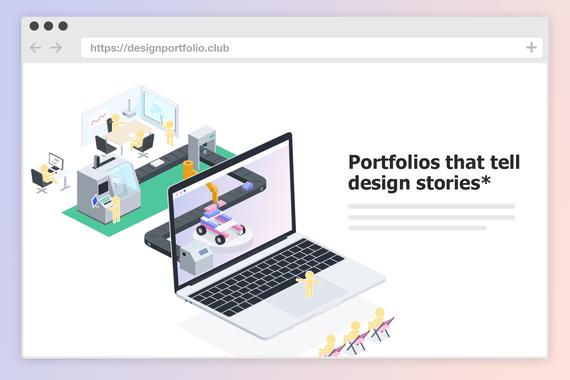 Designportfolio.club Website