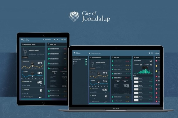 Joondalup Council Dashboard: Smarter Park Management