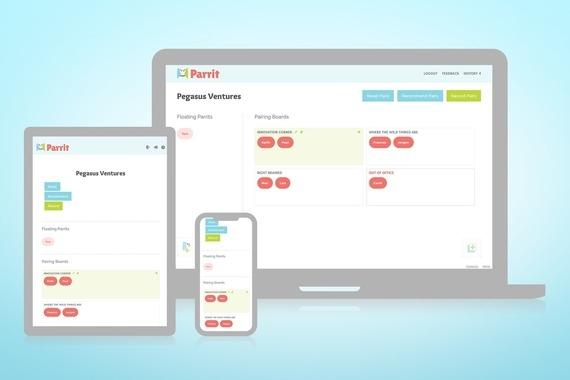 Parrit | Product Development and MVP Launch