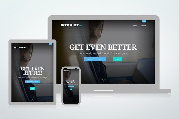 Hotshot Legal | Beta User Experience and Launch