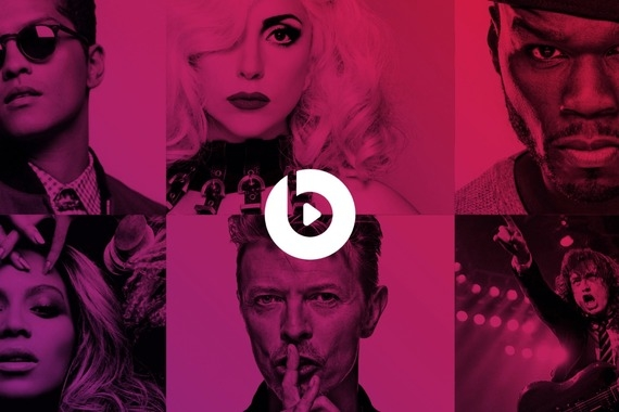 Beats by Dre - Brand Expression for The Streaming App Launch