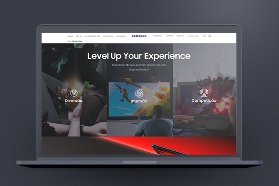 Samsung One Gaming