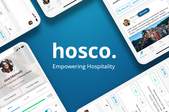 Hospitality Mobile App