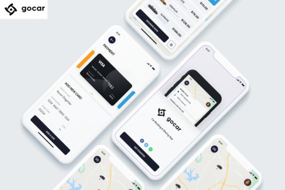 GoCar | Car Rental Product Design