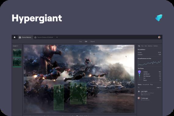 Hypergiant - Machine Learning Computer Vision Platform