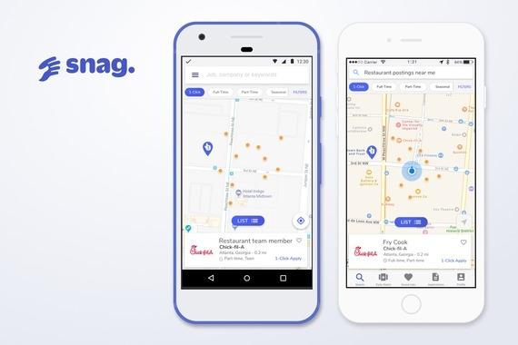 Mobile Design System for Snag