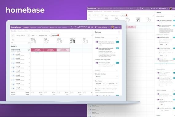 Simplifying Shift Management for Homebase