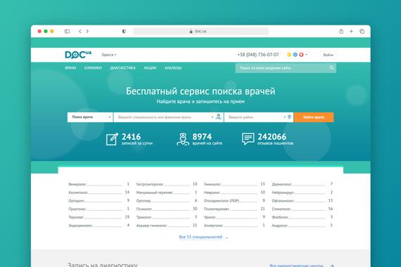 Improving Usability Through Data: Doc.ua