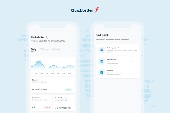 Quickteller Business (Mobile)
