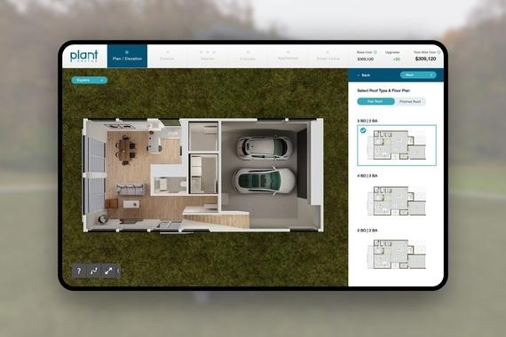 Plant Prefab  |  Home Configurator
