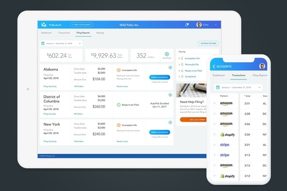 Tributum  |  Tax Software