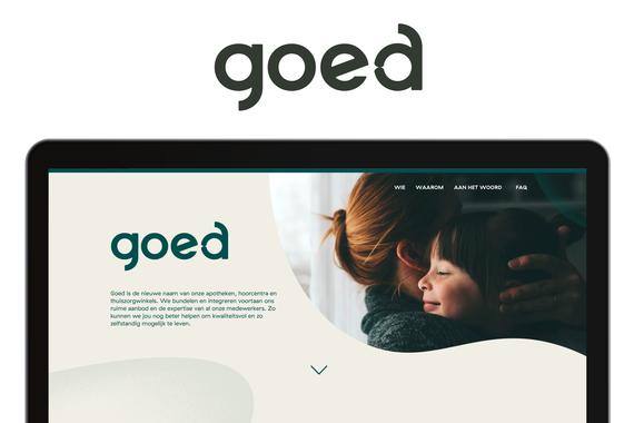 Goed.be website