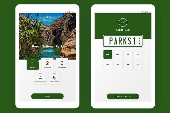Park Ranger Vehicle Pass Management