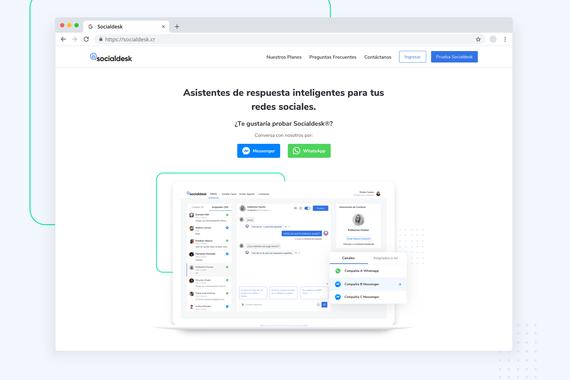 Socialdesk - Intelligent response assistants (bots)